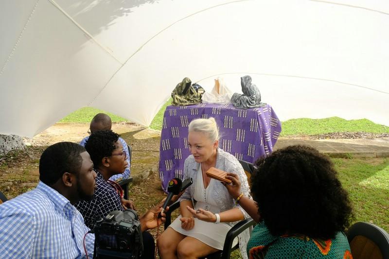 Großes Interesse beim Workshop zu klinischer Forschung in Ghana