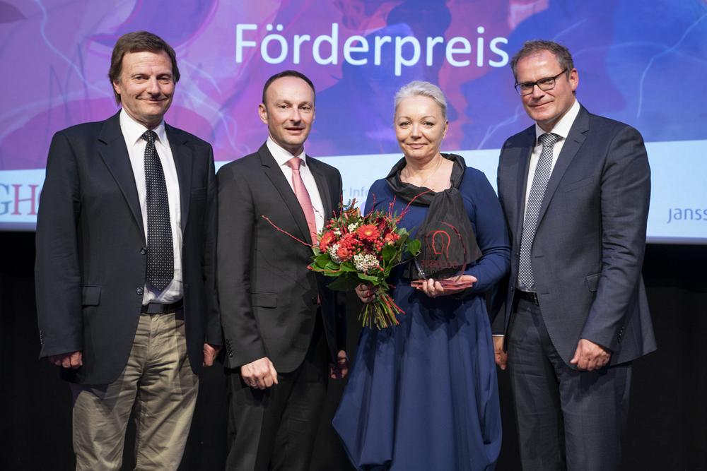 Natalija Frank gewinnt heuer den OCCURSUS Preis für Ihr PAN Projekt