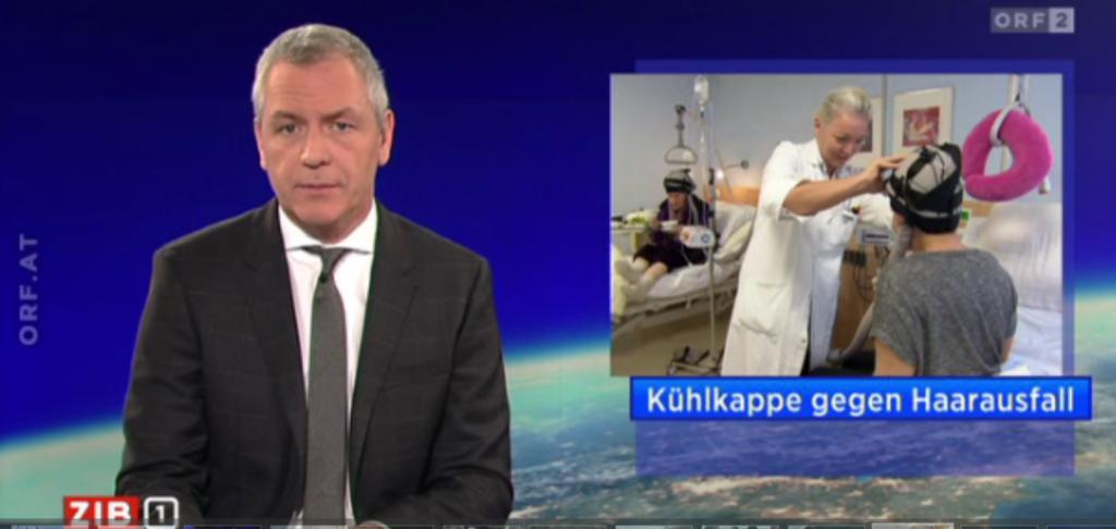 ORF ZiB I und heute konkret